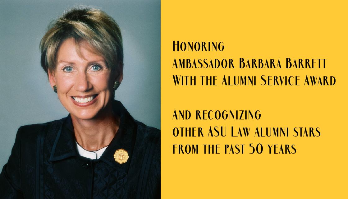 Ambassador Barbara Barrett