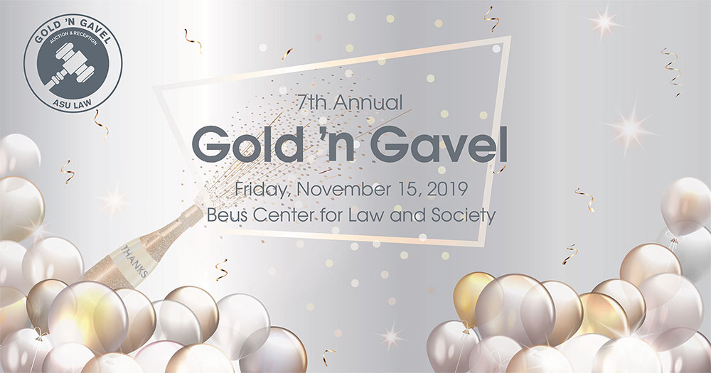 7th Annual Gold 'n Gavel Auction and Reception